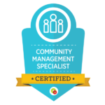 Digital Marketer Certified Community Management Specialist
